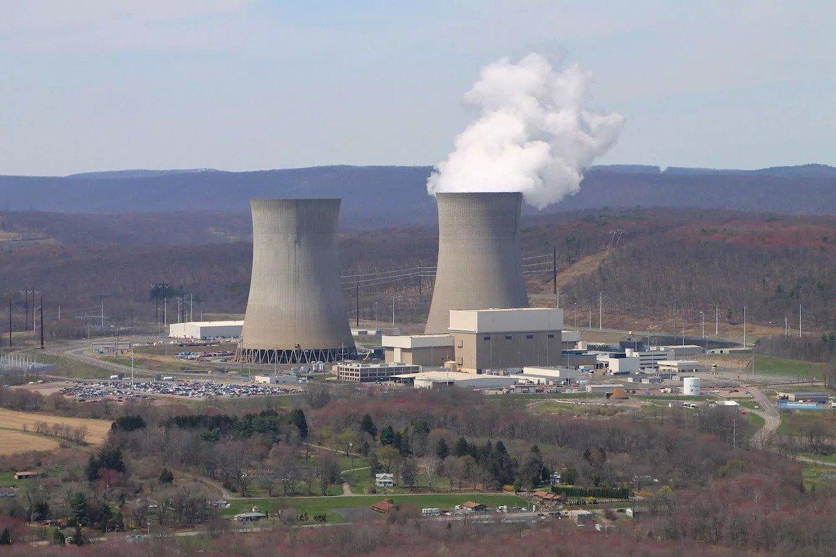 مزرعه استخراج بیت کوین با انرژی هستهای در آمریکا احداث میشود