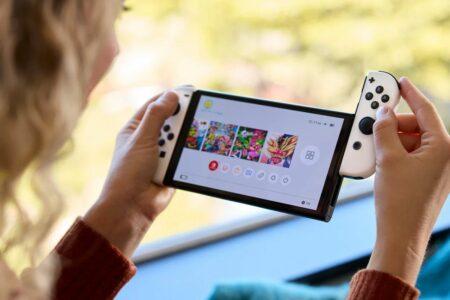 نینتندو سوییچ پس از ۳۳ سال فهرست بازیهای پرفروش ژاپن را تسخیر کرد