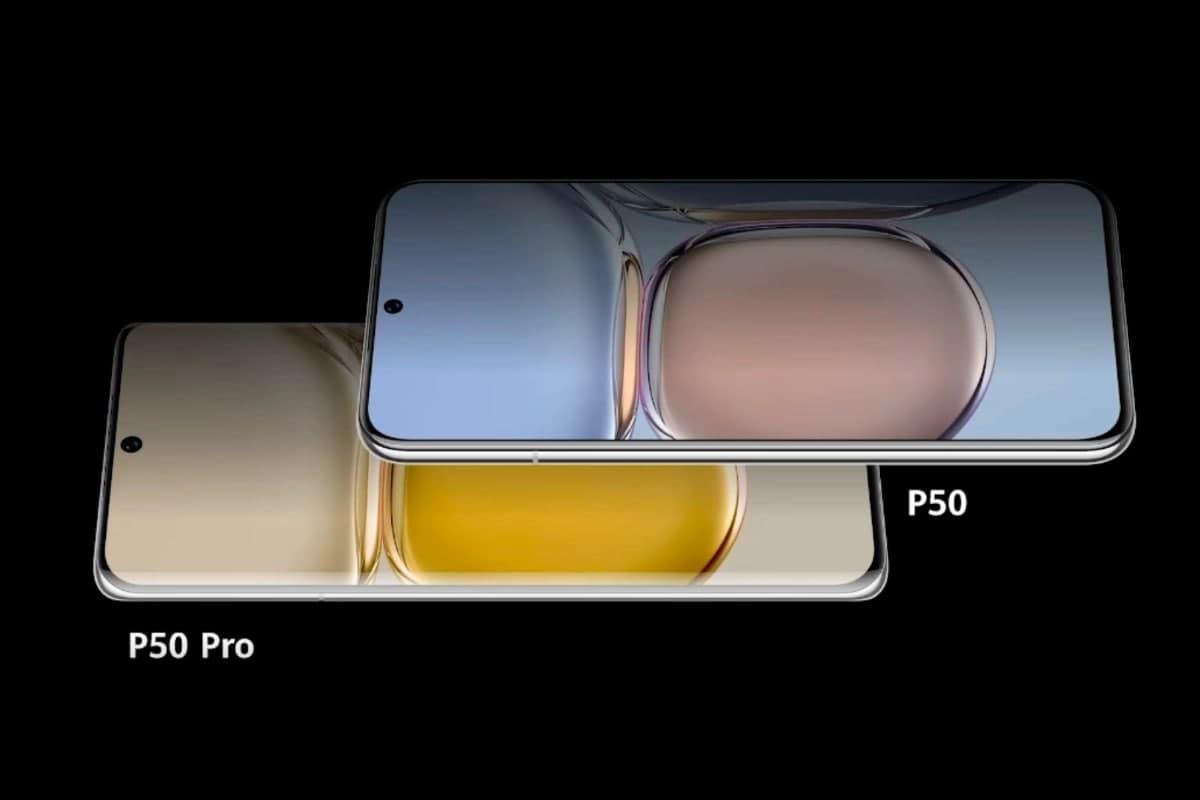 هواوی رسما از گوشیهای P50 و P50 پرو رونمایی کرد