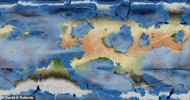 تکامل زمین