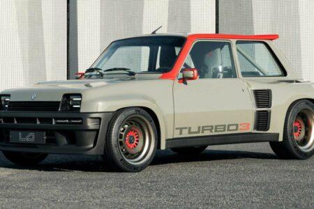 رنو ۵ توربو ۳ با ۴۰۰ اسب بخار قدرت توسط شرکت لجندا اتومبیلز معرفی شد