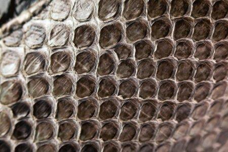 پژوهشگران با الهام از پوست مار حسگری بسیار منعطف طراحی کردند