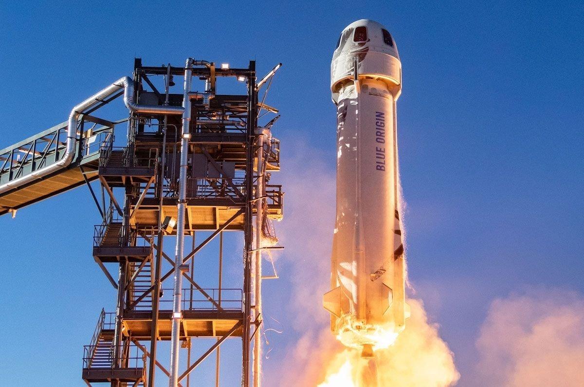 جوانترین فضانورد تاریخ با ماموریت نیو شپرد شرکت بلو اوریجین به فضا میرود