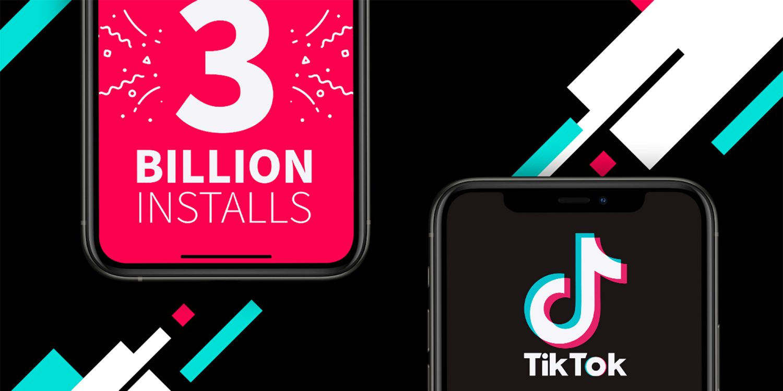 تیک تاک به اولین اپ غیر فیسبوکی با دانلود بیش از ۳ میلیارد بار در دنیا تبدیل شد