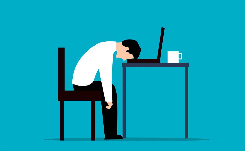 مدیریت ضعیف میتواند خطر افسردگی را در بین کارکنان ۳۰۰ درصد افزایش دهد