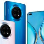 آنر X20 5G با چیپست دیمنسیتی ۹۰۰ و نمایشگر ۱۲۰ هرتز معرفی شد