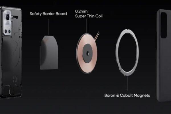 ریلمی از شارژ بیسیم مغناطیسی MagDart رونمایی کرد: رقیب اندرویدی مگسیف آیفون
