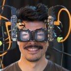 تلاش فیسبوک برای نمایش چشمان کاربر از پشت هدست واقعیت مجازی [تماشا کنید]