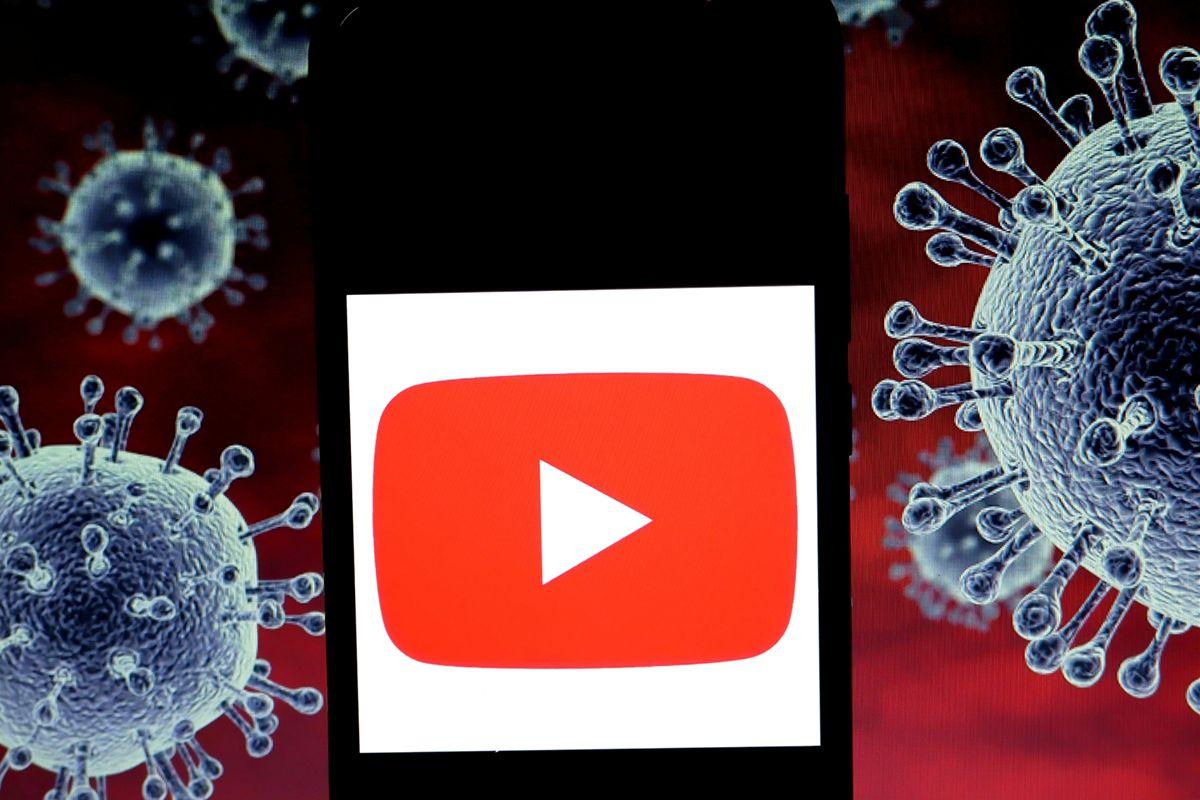 یوتیوب تاکنون یک میلیون ویدیو حاوی اطلاعات نادرست در مورد کرونا را حذف کرده است