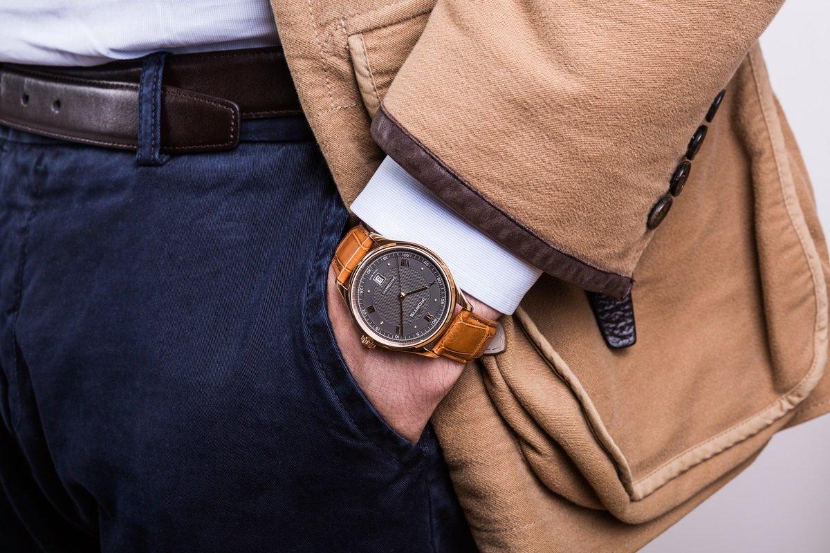اصول اصلی ست کردن ساعت مردانه کدام است؟