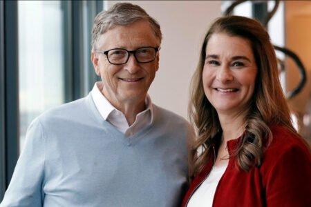 بیل گیتس و همسرش بعد از ۲۷ سال زندگی مشترک رسما از یکدیگر جدا شدند
