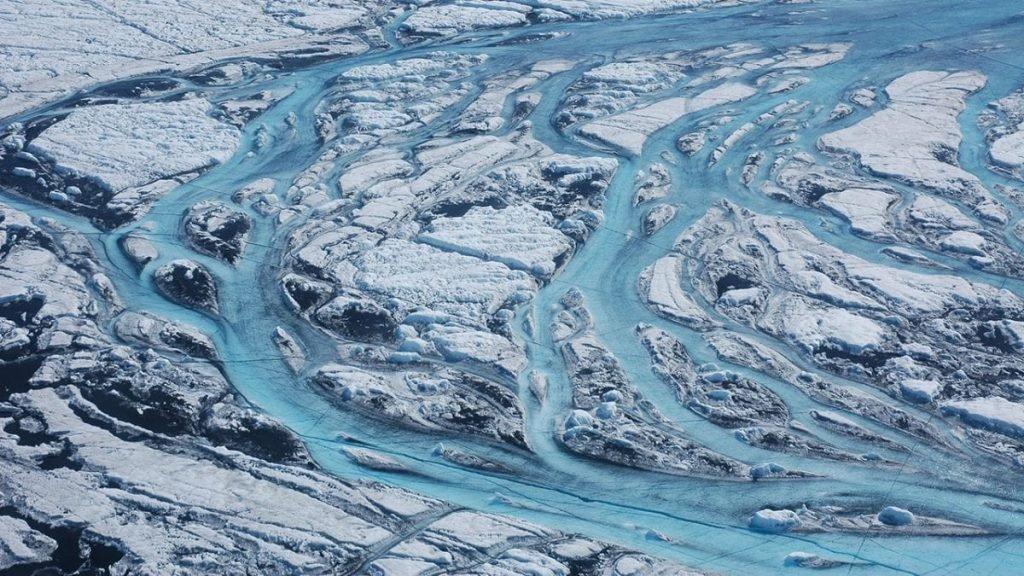یخسار گرینلند