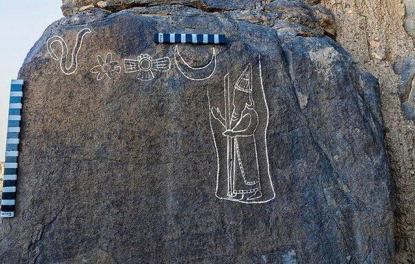 کشف طولانیترین کتیبه یافت شده به خط میخی در عربستان