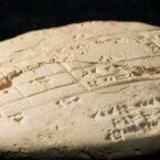 در لوح ۳۷۰۰ ساله بابلی از رابطه فیثاغورس هزار سال قبل از خود او استفاده شده است