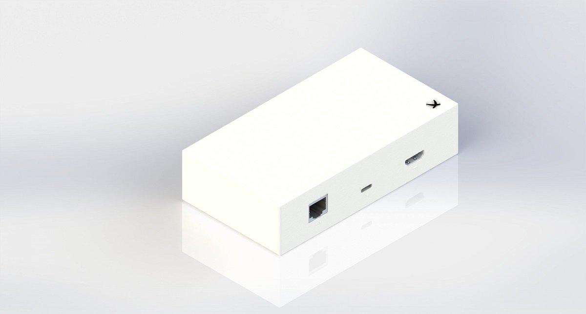 افشای تصاویر نمونه اولیه «ایکس باکس استریم باکس» مایکروسافت