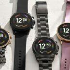 ساعت هوشمند فسیل Gen 6 با تراشه اسنپدراگون +Wear 4100 معرفی شد