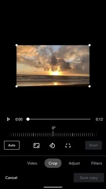 ویرایش ویدیو با گوگل فوتوز