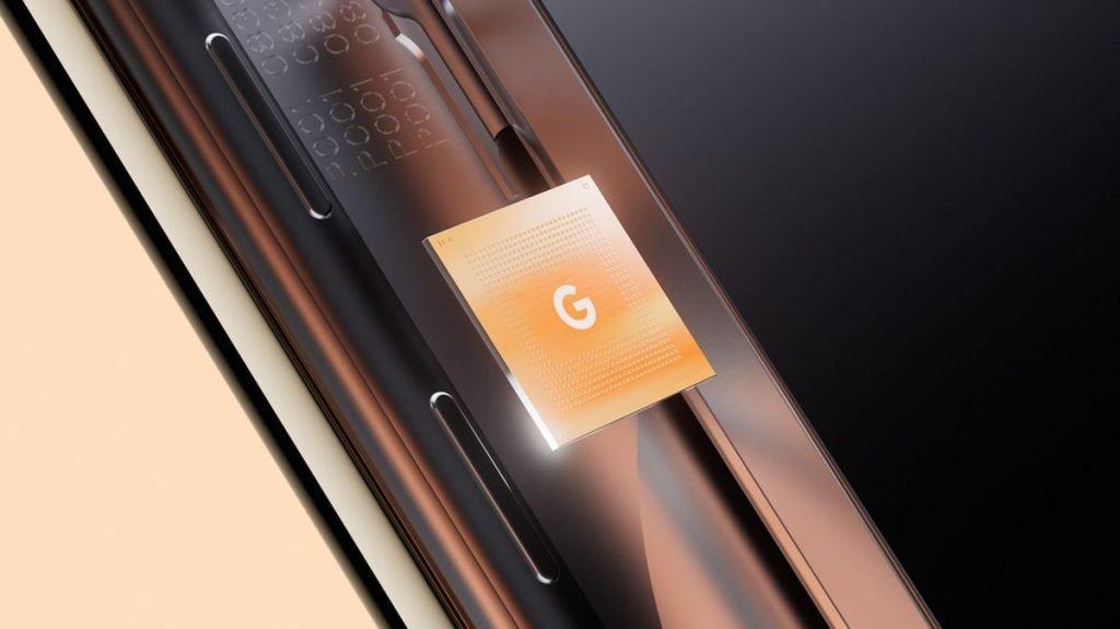 پیکسل ۶ گوگل
