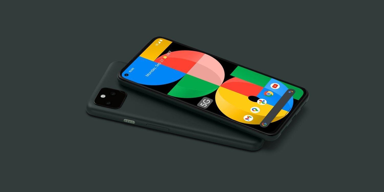گوگل از گوشی پیکسل 5a با پشتیبانی از شبکه 5G رونمایی کرد