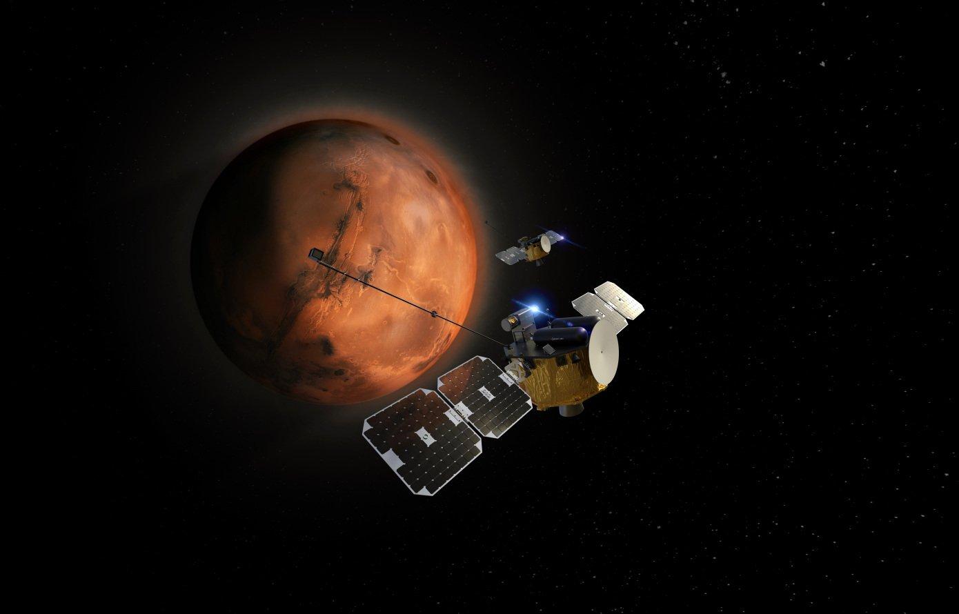 ماموریت مریخ راکت لب از ناسا چراغ سبز گرفت