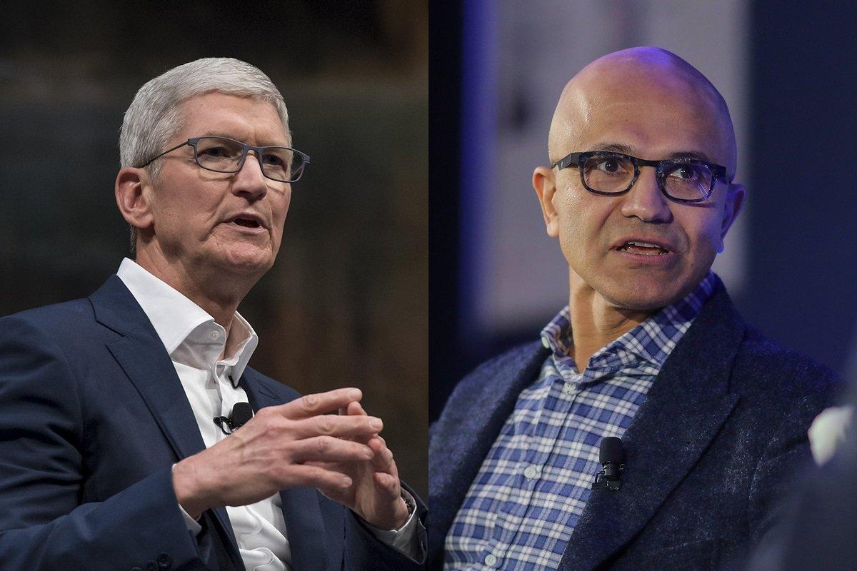 بایدن جلسهای با موضوع امنیت سایبری و حضور مدیرعامل مایکروسافت و اپل برگزار میکند
