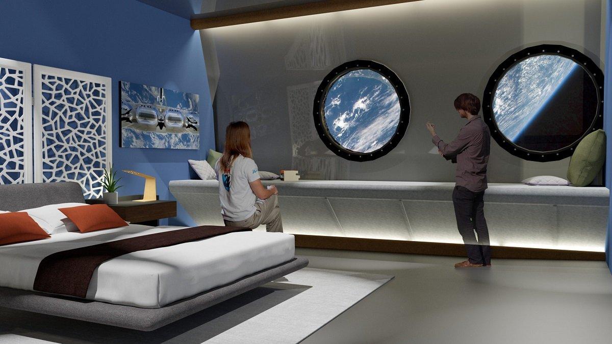اولین هتل فضایی جهان سال ۲۰۲۷ افتتاح میشود