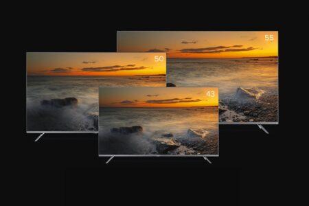 شیائومی از تلویزیونهای سری Mi TV 5X در سه مدل رونمایی کرد