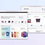 فروشگاه آنلاین اپل بازطراحی شد: بازگشت بخش اختصاصی Store
