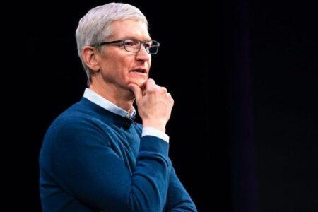 مدیرعاملی تیم کوک در اپل ۱۰ ساله شد