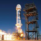 راکت نیو شپرد در هفدهمین پرتاب خود ۱۱ دستگاه علمی ناسا را با خود به فضا برد