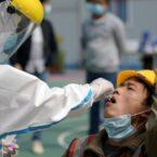 صدها هزار نفر در پی شیوع گونه دلتا کرونا در چین قرنطینه شدند