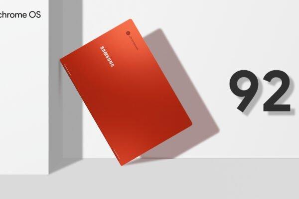 کروم او اس ۹۲ با پشتیبانی از ۱۰۰۰ ایموجی جدید و eSIM منتشر شد