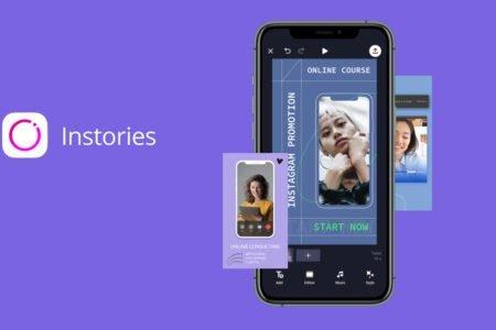 معرفی اپلیکیشن Instories؛ ابزاری کاربردی برای ساخت استوریهای جذاب