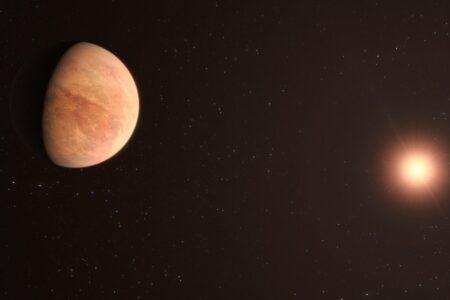 محققان از کشف کوچکترین سیاره فراخورشیدی تاریخ خبر دادند