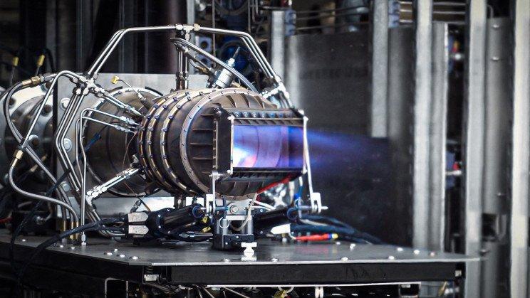 موتور هواپیمای هایپرسونیک