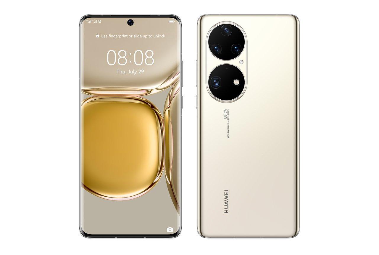 هواوی احتمالا در آینده نسخه 5G گوشی P50 پرو را روانه بازار میکند