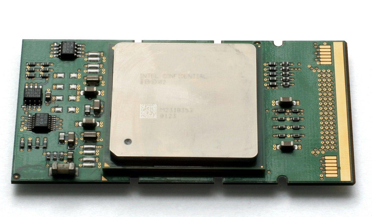 پردازندههای Itanium اینتل