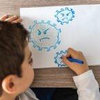 پژوهش مشترک اسنپ و دانشگاه علوم پزشکی در بررسی اثرگذاری کرونا بر کودکان
