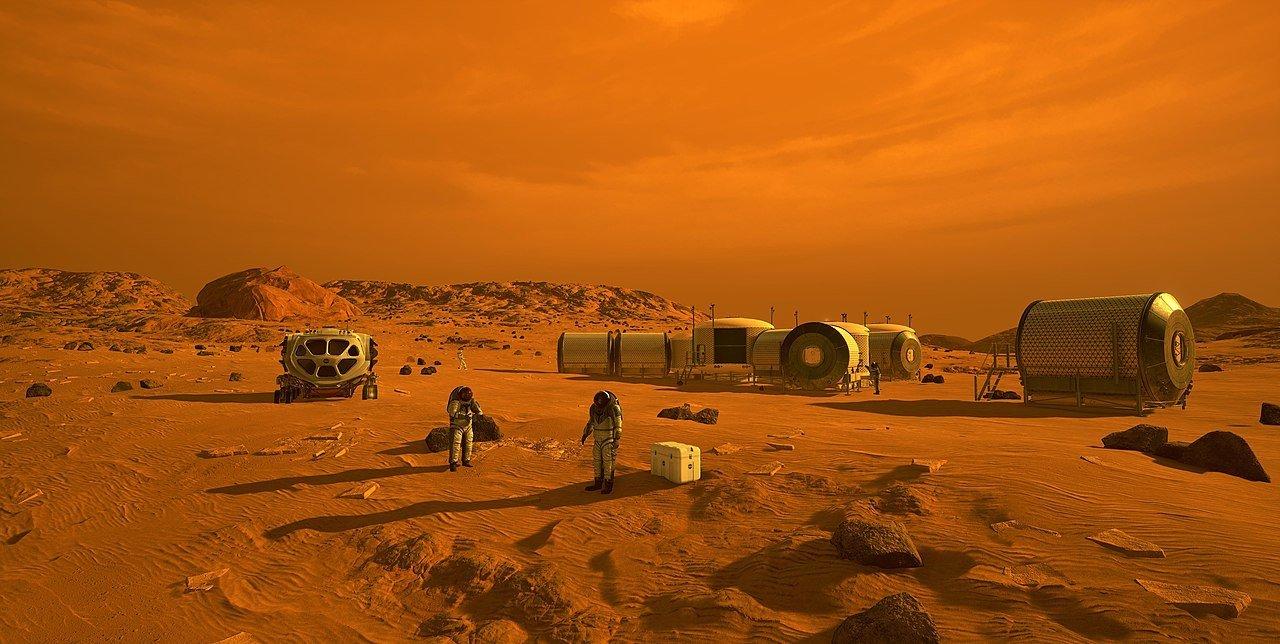 ماموریتهای مریخی کوتاهتر از ۴ سال سلامت انسان را به خطر نمیاندازند