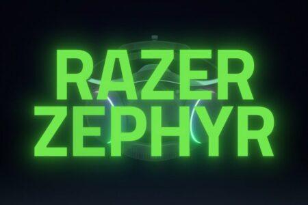 ماسک تنفسی هوشمند ریزر بهزودی با نام Razer Zephyr روانه بازار میشود