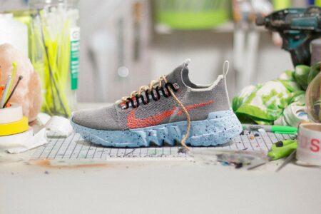 نایکی میخواهد با گازهای گلخانهای کفشهای ورزشی زیستتجزیهپذیر تولید کند