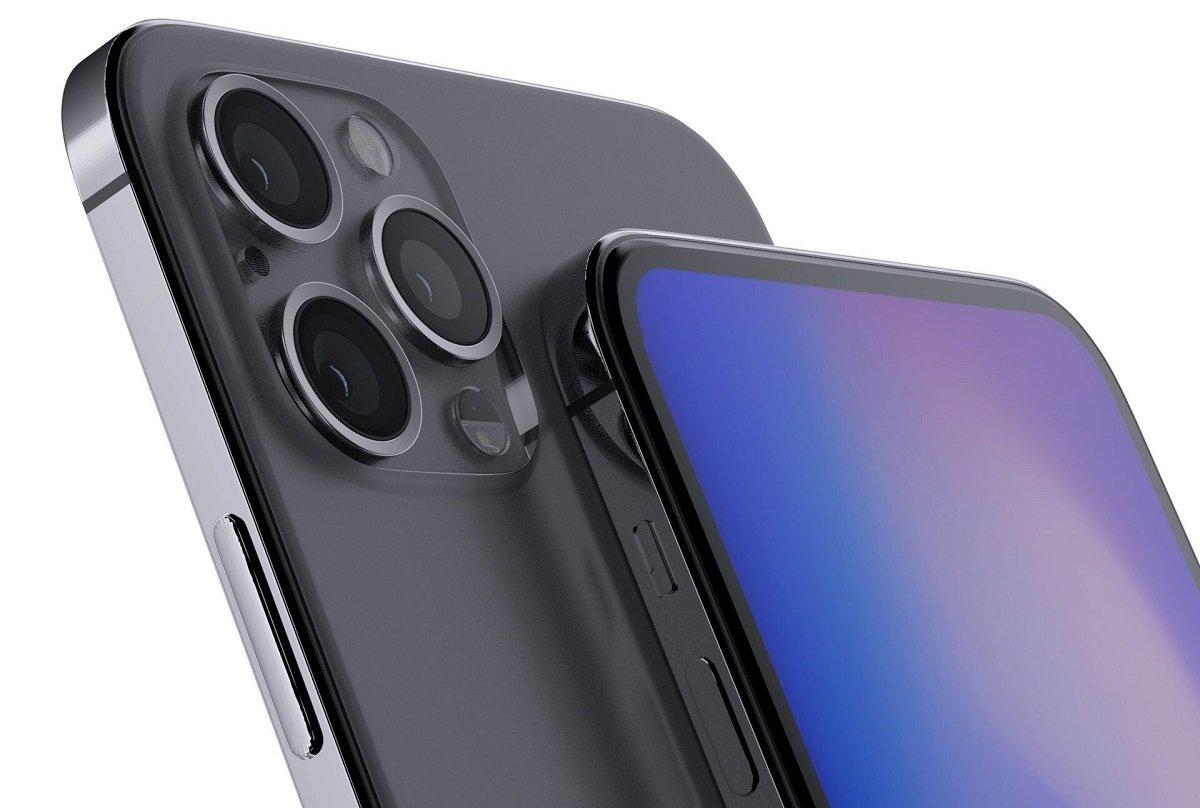 اپل برای حذف بریدگی بالای نمایشگر آیفون روی راهکاری متفاوت و خلاقانه کار میکند