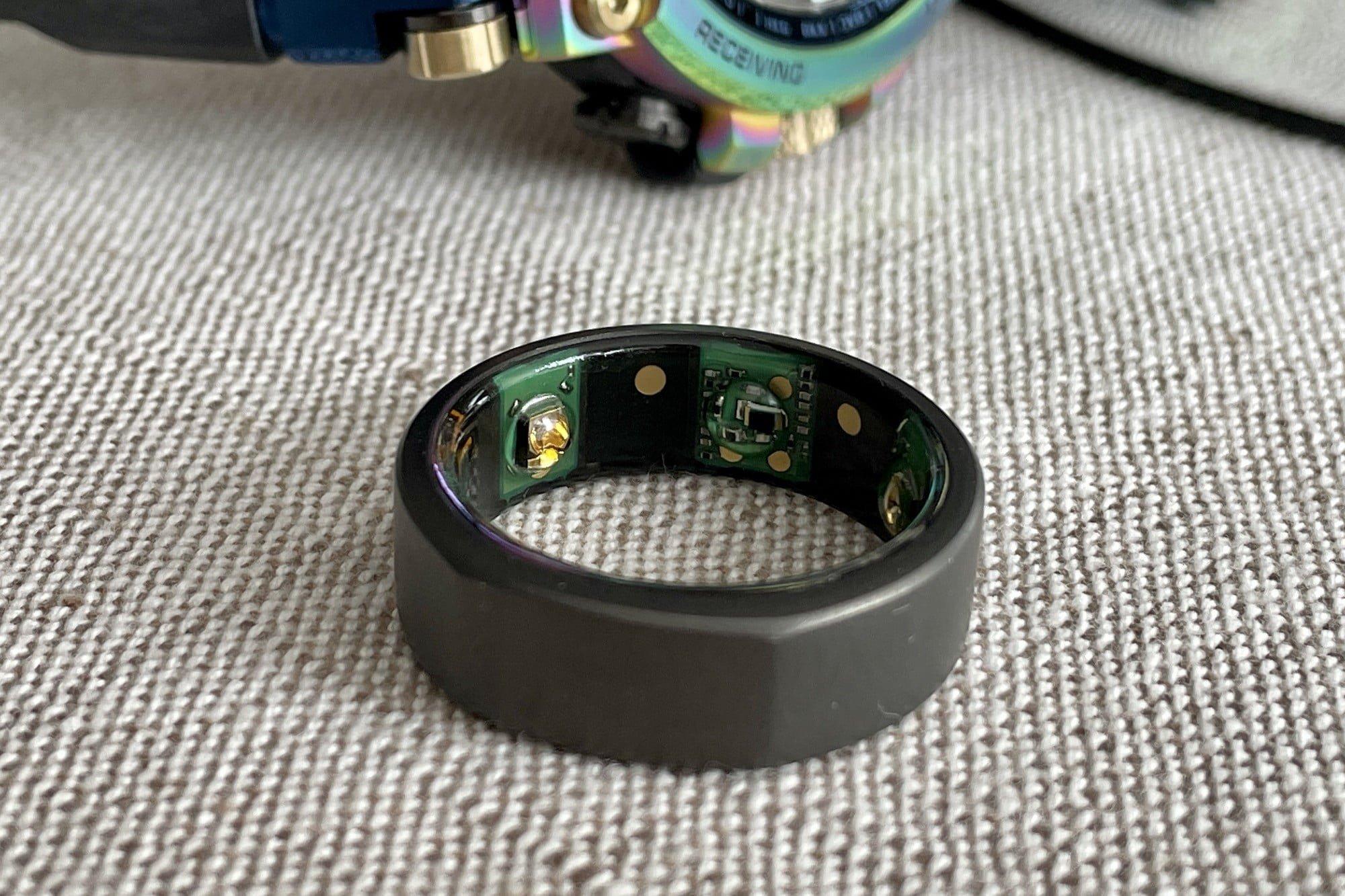 حلقه هوشمند ۳۹۹ دلاری «Oura Ring» گجتی برای پایش خواب و آرامش کاربران