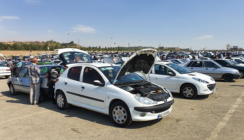 دلیل افزایش قیمت ۷ میلیون تومانی پژو ۲۰۶ در یک هفته گذشته چیست؟