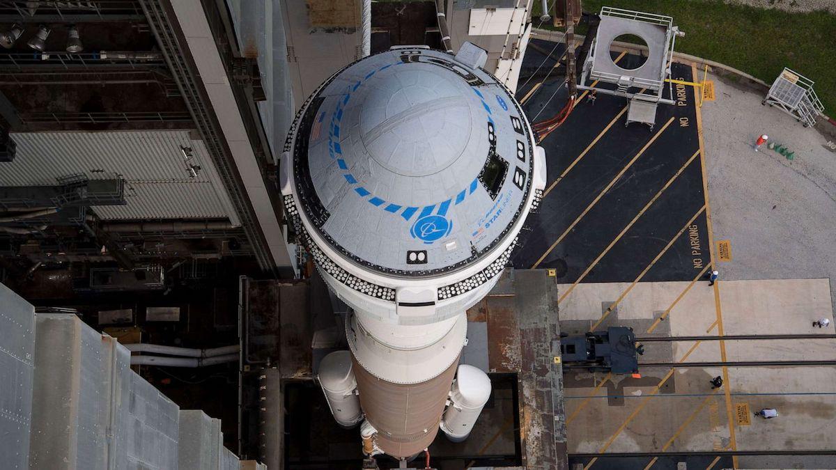 بوئینگ پرتاب فضاپیمای استارلاینر را به دلیل مشکل فنی به تعویق انداخت