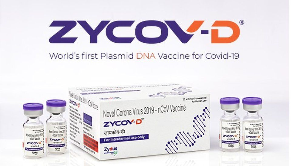 واکسن DNA کرونا