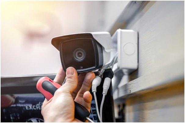 سنجاق: کاهش هزینه نصب دوربین مداربسته