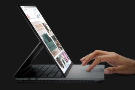 سرفیس لپتاپ استودیو بدون تراشه سختافزاری TPM به بازار میآید