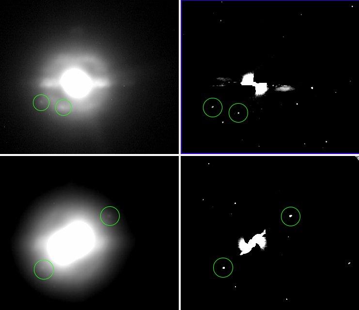 اخبارنگاه نزدیکتری به کلئوپاترا: سیارکی که دو قمر دارد!