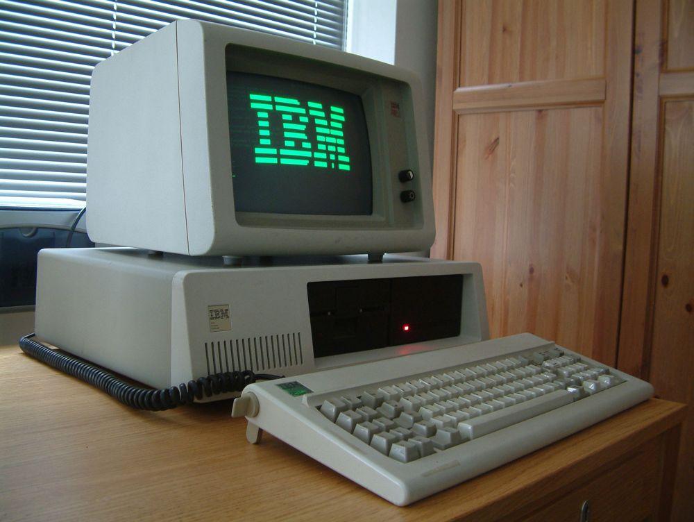 کامپیوتر IBM (IBM PC)